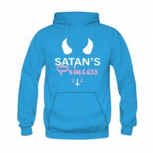 Kid's hoodie Satan's princess