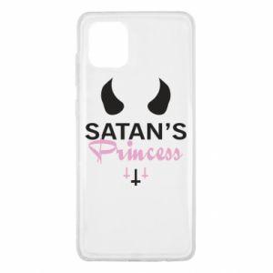 Samsung Note 10 Lite Case Satan's princess