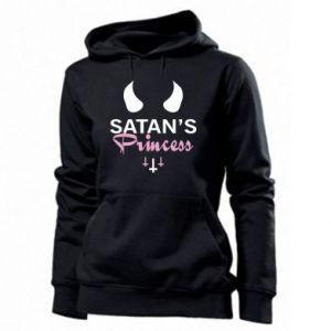 Women's hoodies Satan's princess