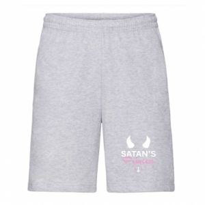 Men's shorts Satan's princess