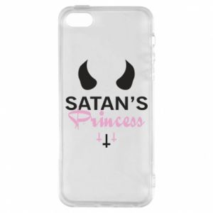 Phone case for iPhone 5/5S/SE Satan's princess
