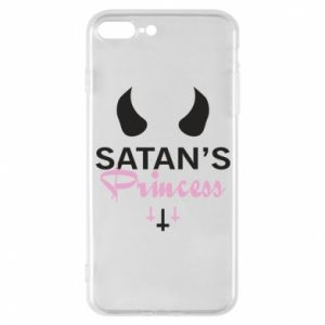 Phone case for iPhone 7 Plus Satan's princess