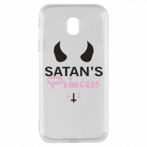 Phone case for Samsung J3 2017 Satan's princess