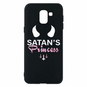 Phone case for Samsung J6 Satan's princess