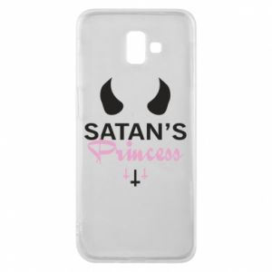 Phone case for Samsung J6 Plus 2018 Satan's princess