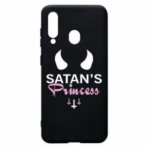 Phone case for Samsung A60 Satan's princess