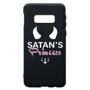 Phone case for Samsung S10e Satan's princess