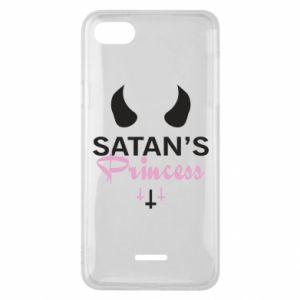 Phone case for Xiaomi Redmi 6A Satan's princess