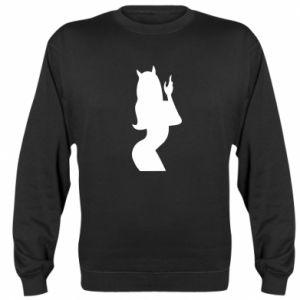 Sweatshirt Satan - PrintSalon