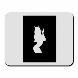 Mouse pad Satan - PrintSalon