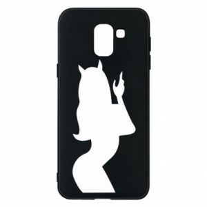 Phone case for Samsung J6 Satan