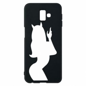 Phone case for Samsung J6 Plus 2018 Satan