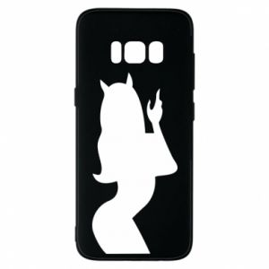 Phone case for Samsung S8 Satan