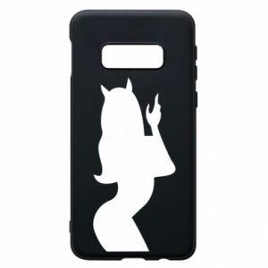 Phone case for Samsung S10e Satan