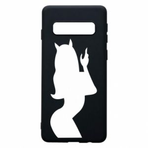 Phone case for Samsung S10 Satan