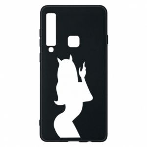 Phone case for Samsung A9 2018 Satan