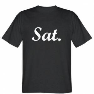 Koszulka Saturday