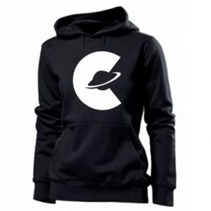 Women's hoodies Saturn in the shade