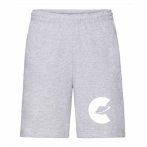 Men's shorts Saturn in the shade