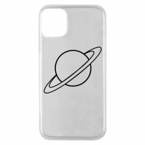 Phone case for iPhone 11 Pro Saturn