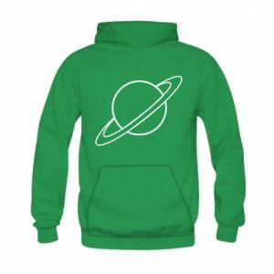 Kid's hoodie Saturn
