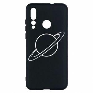 Huawei Nova 4 Case Saturn