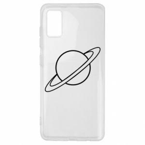 Samsung A41 Case Saturn