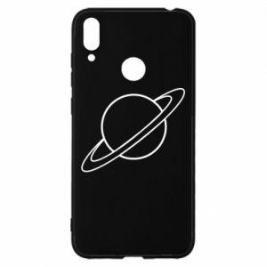 Huawei Y7 2019 Case Saturn