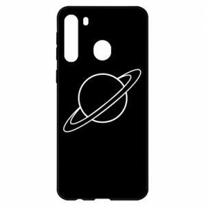 Samsung A21 Case Saturn