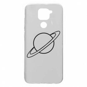 Xiaomi Redmi Note 9 / Redmi 10X case % print% Saturn