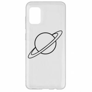 Samsung A31 Case Saturn