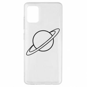 Samsung A51 Case Saturn