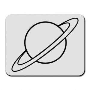 Mouse pad Saturn