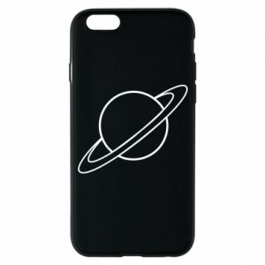 Phone case for iPhone 6/6S Saturn