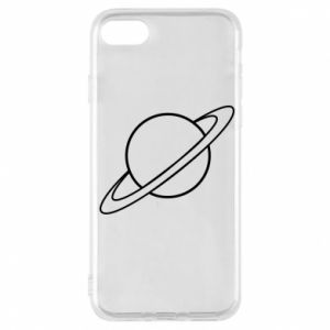 Phone case for iPhone 7 Saturn