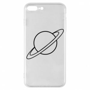 Phone case for iPhone 7 Plus Saturn