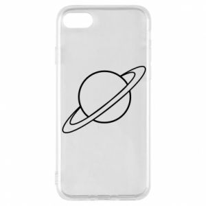 Phone case for iPhone 8 Saturn