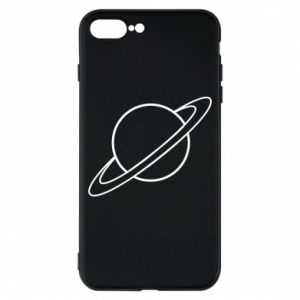 Phone case for iPhone 8 Plus Saturn