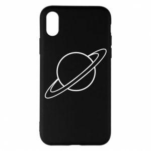 Phone case for iPhone X/Xs Saturn
