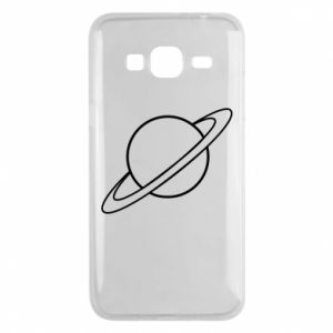 Phone case for Samsung J3 2016 Saturn