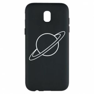 Phone case for Samsung J5 2017 Saturn