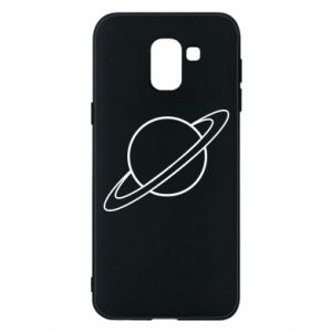 Phone case for Samsung J6 Saturn
