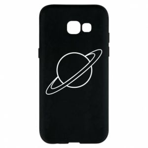 Phone case for Samsung A5 2017 Saturn
