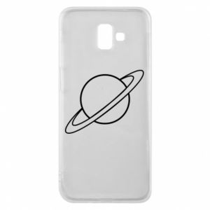 Phone case for Samsung J6 Plus 2018 Saturn