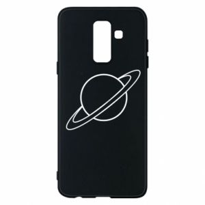 Phone case for Samsung A6+ 2018 Saturn
