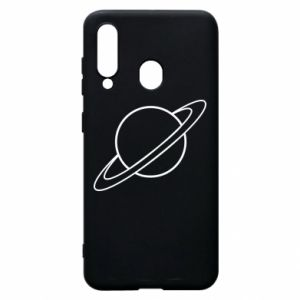 Phone case for Samsung A60 Saturn