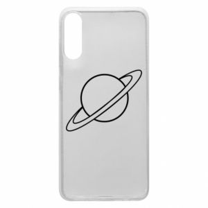 Phone case for Samsung A70 Saturn