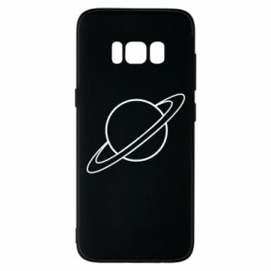 Phone case for Samsung S8 Saturn