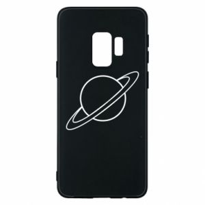 Phone case for Samsung S9 Saturn