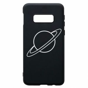 Phone case for Samsung S10e Saturn